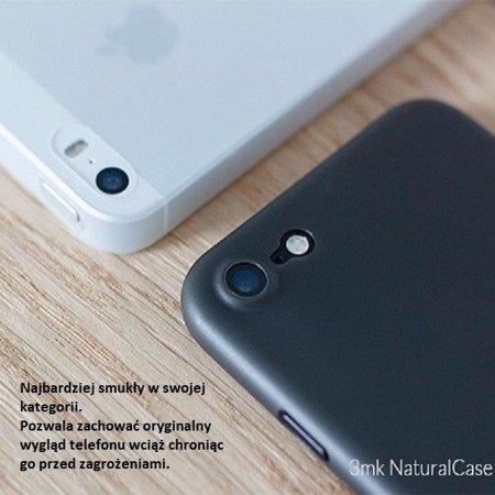 3MK Etui NC Huawei P30 czarny black, Natural Case