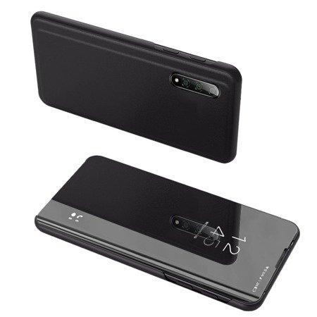 Clear View Case futerał etui z klapką Xiaomi Mi CC9e / Xiaomi Mi A3 czarny