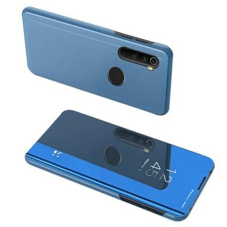 Clear View Case futerał etui z klapką Xiaomi Redmi Note 8 niebieski