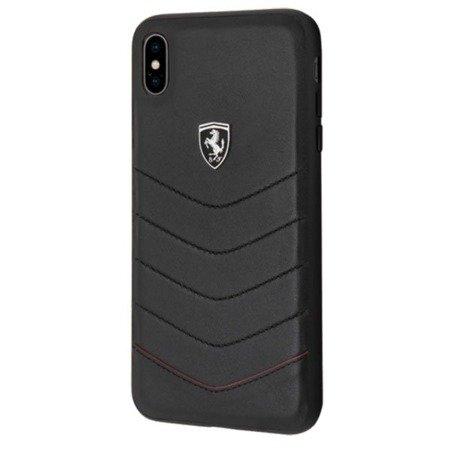 Ferrari Hardcase FEHQUHCI65BK iPhone Xs Max czarny/black