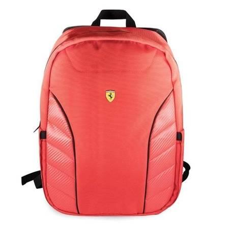 "Ferrari Plecak FESRBBPCO15RE 15"" czerwony/red Scuderia"
