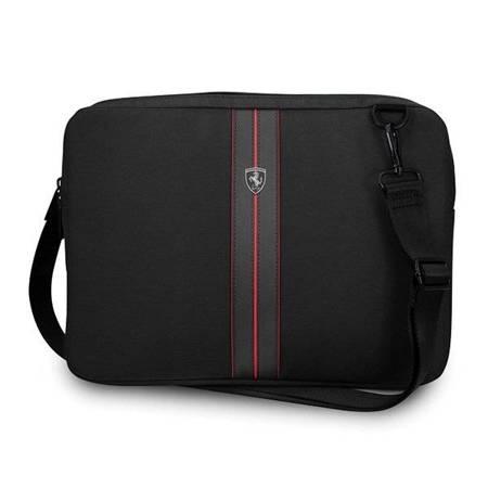 """Ferrari Torba FEURCSS13BK Tablet 13"""" czarny/black Sleeve Urban Collection"""