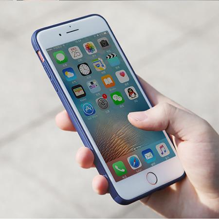 Nillkin etui Eton iPhone 8 Plus / 7 Plus niebieskie