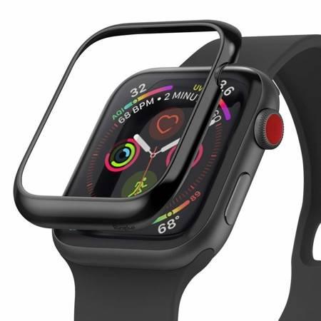 Ringke Bezel Styling etui ramka koperta pierścień Apple Watch 40 mm szary (RGAP0003)