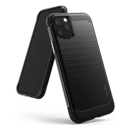 Ringke Onyx wytrzymałe etui pokrowiec iPhone 11 Pro czarny (OXAP0017)