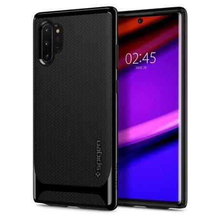 Spigen Neo Hybrid Galaxy Note 10+ Plus Midnight Black