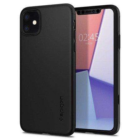 Spigen Thin Fit Classic Iphone 11 Black