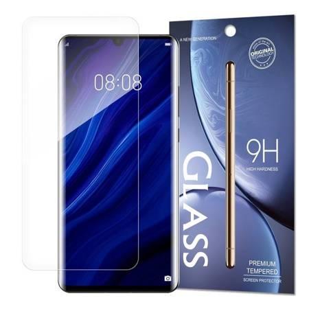 Tempered Glass szkło hartowane 9H Huawei P30 Pro (opakowanie – koperta)