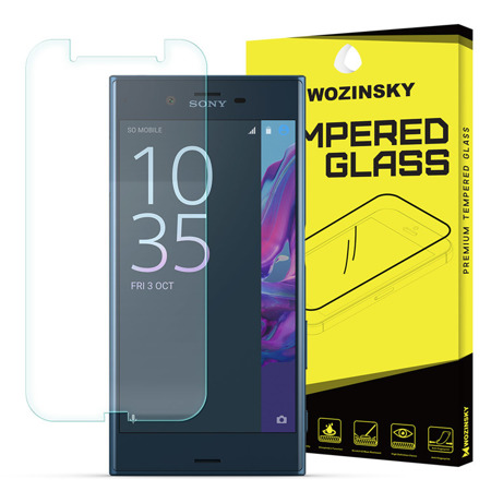 WOZINSKY szkło hartowane 9H PRO+ Sony Xperia XZ F8331