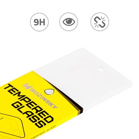 WOZINSKY szkło hartowane 9H PRO+ iPhone 7 / 6S / 6 cienkie 0,15mm