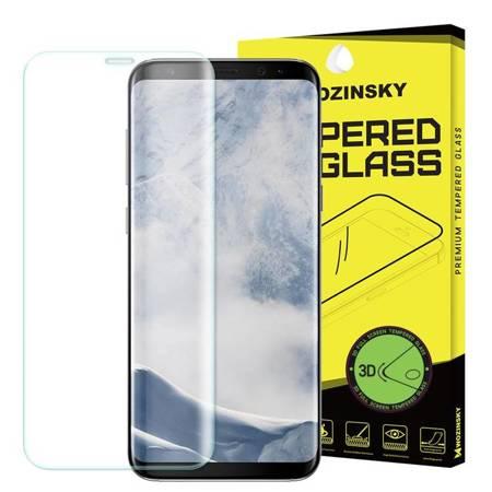WOZINSKY szkło hartowane Samsung Galaxy S8 G950 na cały ekran przezroczyste